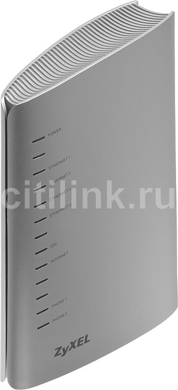 Маршрутизатор ZYXEL P-2602H,  ADSL2+