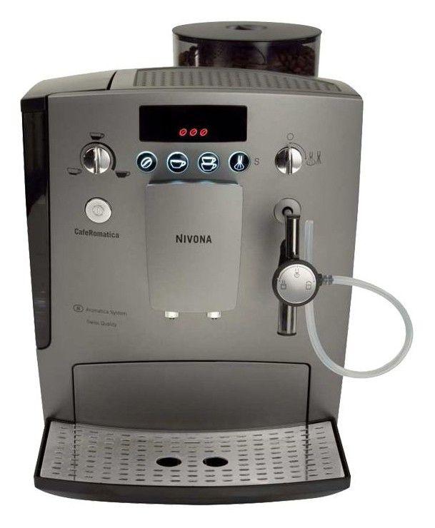 Кофемашина NIVONA Cafe Romantica NICR650,  серый