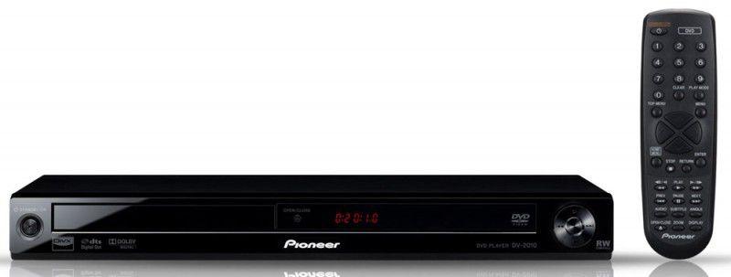 DVD-плеер PIONEER DV-2010,  черный