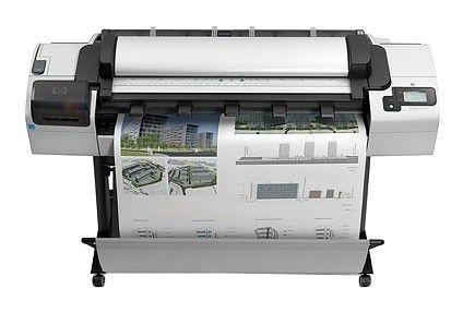 Плоттер HP Designjet T2300 eMFP (CN727A)