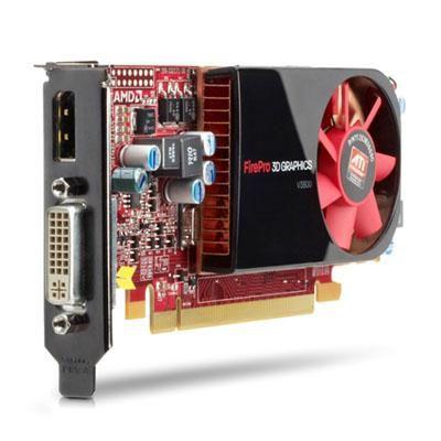 Видеокарта HP FirePro V3800,  512Мб, DDR3, Low Profile,  Ret [wl048aa]