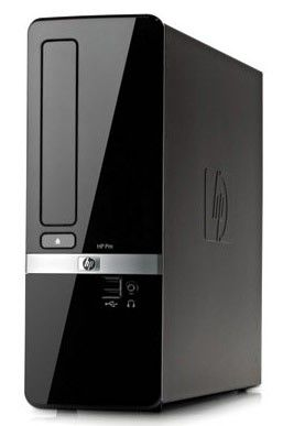 HP Pro 3120,  Intel  Pentium  E5700,  DDR3 2Гб, 750Гб,  Intel GMA X4500HD,  DVD-RW,  Free DOS,  черный [xp140es]