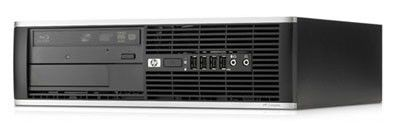 HP Elite 8100SFF,  Intel  Core i5  650,  DDR3 2Гб, 320Гб,  Intel HD Graphics,  DVD-RW,  Windows 7 Professional,  черный [wj999ea]