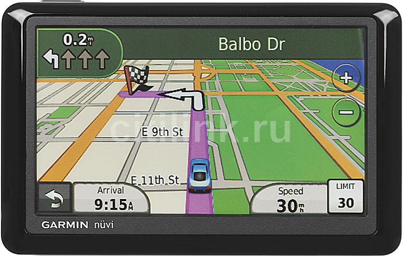 GPS навигатор GARMIN Nuvi 1410T,  5