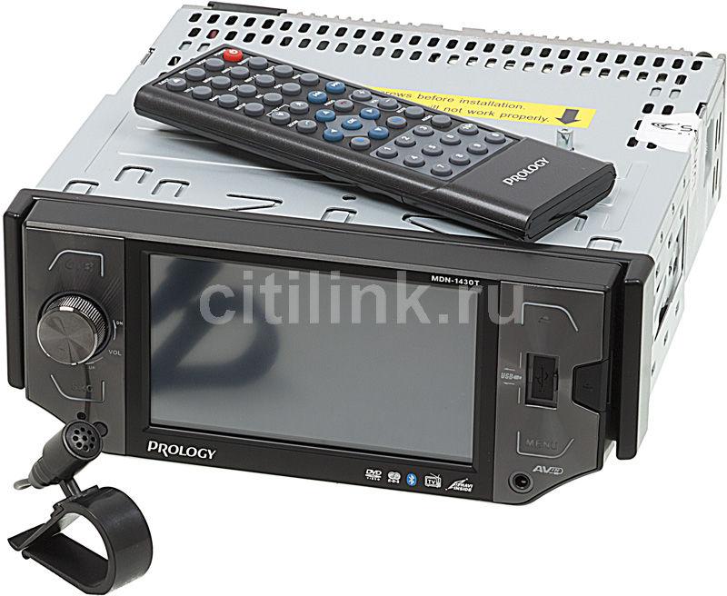 Автомагнитола PROLOGY MDN-1430T,  USB,  SD