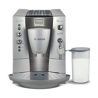 Кофемашина BOSCH TCA6801,  серебристый