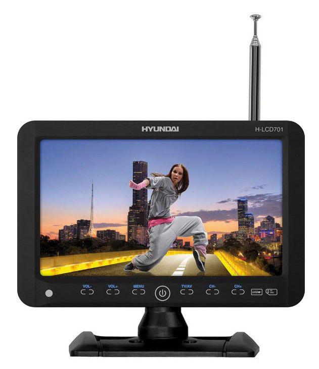 Автомобильный портативный телевизор HYUNDAI H-LCD701,  7