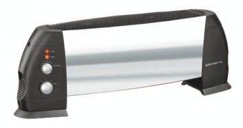 Конвектор POLARIS PCH1269,  1200Вт,  черный