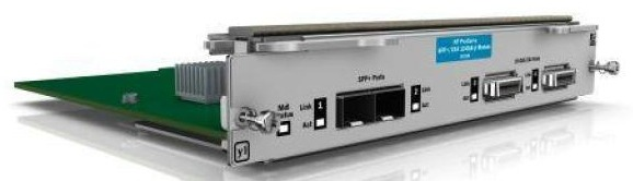Модуль HP (J9312A) 10GbE 2-port SFP+/2-port CX4 yl