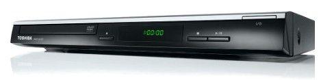 DVD-плеер TOSHIBA SD-1010KR,  черный