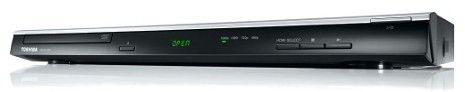 DVD-плеер TOSHIBA SD-4010KR,  черный
