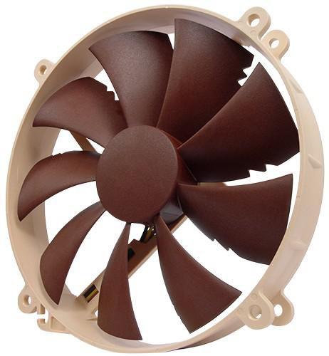 Вентилятор NOCTUA NF-P14 FLX,  140мм, Ret
