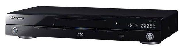 Плеер Blu-ray PIONEER BDP-LX53, черный