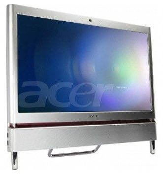 ACER Aspire Z5700,  Intel  Pentium  G6950,  DDR3 2Гб, 500Гб,  Intel GMA 4500,  DVD-RW,  CR,  Windows 7 Home Premium,  серебристый [pw.sdce2.041]