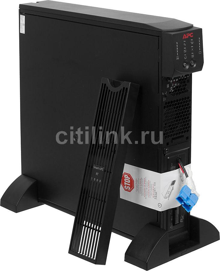 Источник бесперебойного питания APC Smart-UPS RT SURT1000RMXLI,  1000ВA