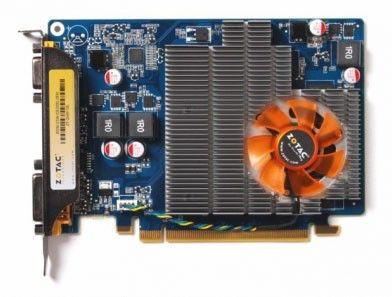 Видеокарта ZOTAC GeForce GT 240,  1Гб, DDR2, Ret [zt-20409-10l]