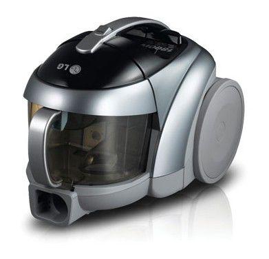 Пылесос LG VK71181R, 1800Вт, серебристый