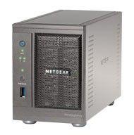 Сетевое хранилище NETGEAR RNDU2000-100PES,  без дисков