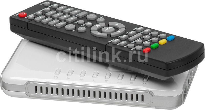 Медиаплеер DIGMA HDMP-200,  белый