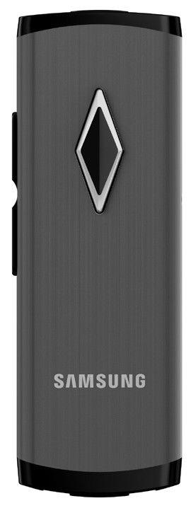 Гарнитура bluetooth  SAMSUNG HM3200,  моно, темно-серый