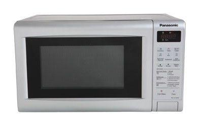Микроволновая печь PANASONIC NN-GT260MZ, серебристый