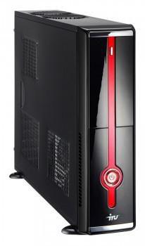 IRU Corp 310,  Intel  Celeron  E3300,  DDR2 1Гб, 250Гб,  Intel GMA X4500,  DVD-RW,  noOS,  черный