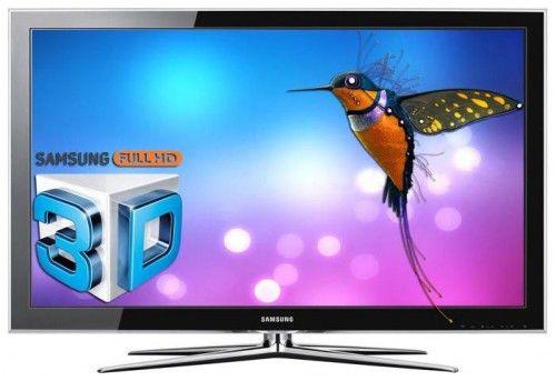 Телевизор ЖК SAMSUNG LE46C750R2