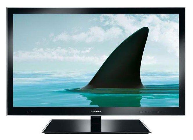 LED телевизор TOSHIBA REGZA 46VL748R  46