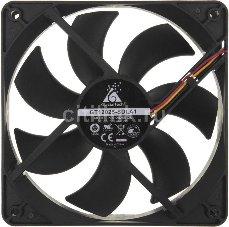 Вентилятор GLACIALTECH GT12025-SDLA1,  120мм, OEM