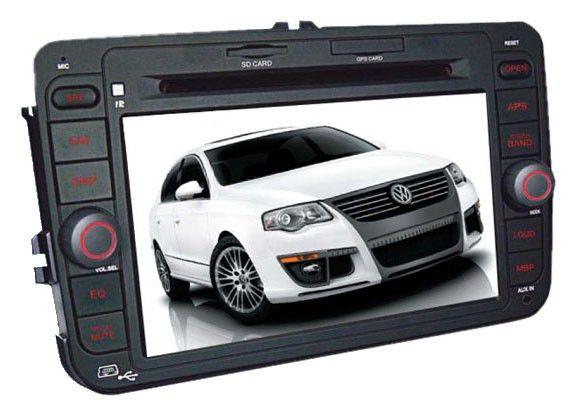 Автомагнитола VELAS V-VW,  VW Passat, Golf, Golf Plus, Jetta, Touran, Caddy,  USB,  SD