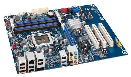 Материнская плата INTEL DP67BA LGA 1155, ATX, Ret