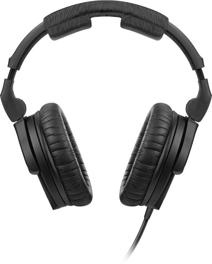 Наушники SENNHEISER HD 280 Pro, 3.5 мм, мониторы, черный [506845]