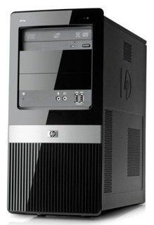 HP Pro 3120,  Intel  Pentium  E5700,  DDR3 2Гб, 320Гб,  Intel GMA X4500HD,  DVD-RW,  CR,  Free DOS,  черный