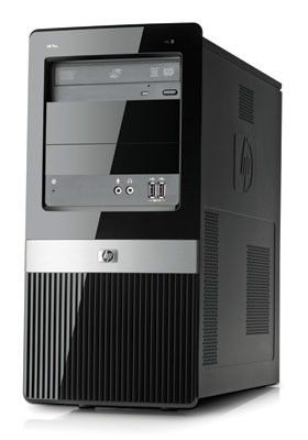 HP Pro 3120,  Intel  Pentium  E5500,  DDR3 2Гб, 500Гб,  Intel GMA X4500HD,  DVD-RW,  CR,  Windows 7 Professional,  черный