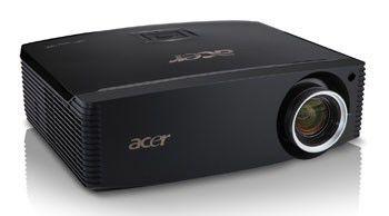 Проектор ACER P7203 черный [ey.k2501.001]
