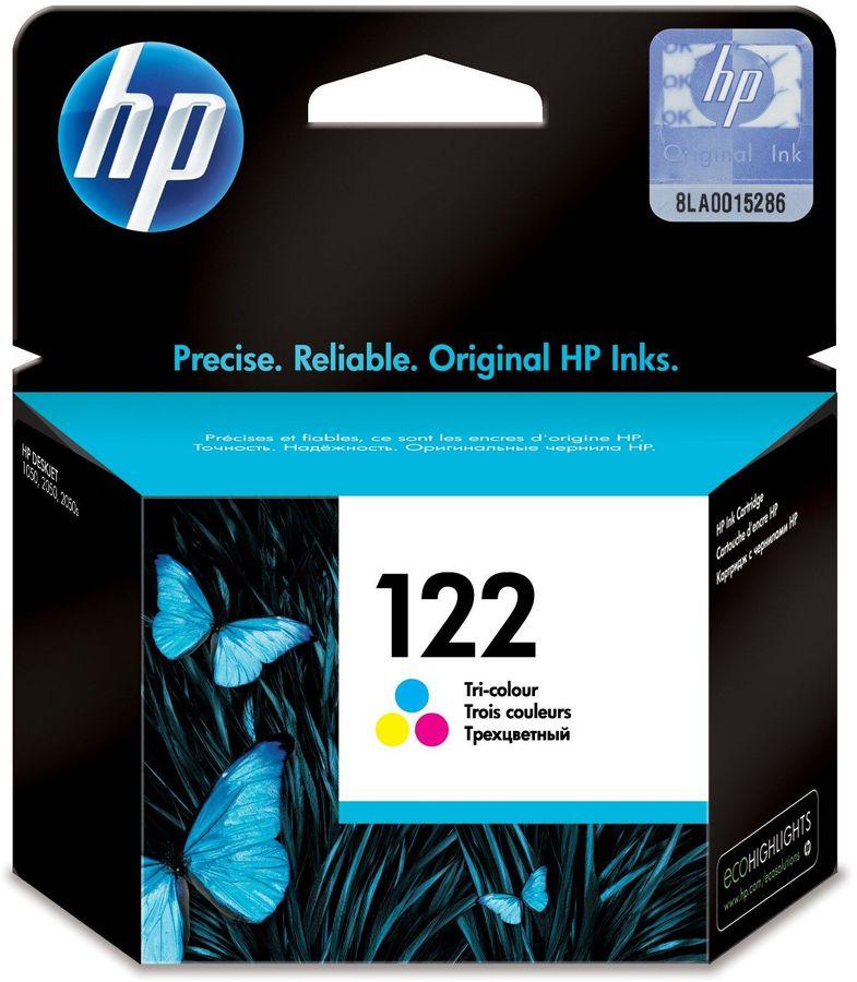Картридж HP 122 многоцветный [ch562he]