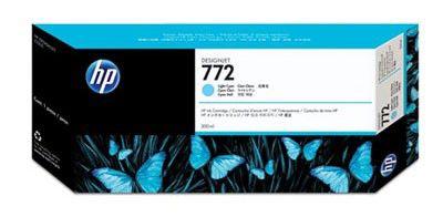 Картридж HP №772 светло-голубой [cn632a]