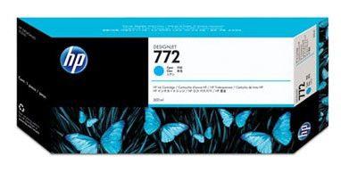 Картридж HP №772 CN636A,  голубой
