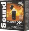 Звуковая карта USB CREATIVE X-Fi Go! PRO,  2, Ret [70sb129000002] вид 5