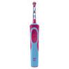 Электрическая зубная щетка ORAL-B Stages Power Frozen голубой [80279915] вид 8