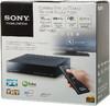 Медиаплеер SONY SMP-N100 Netbox,  черный вид 8