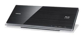 Плеер Blu-ray SAMSUNG BD-C7500, черный