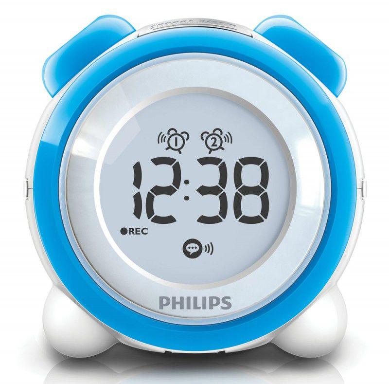 Радиобудильник PHILIPS AJ3138/12, голубой