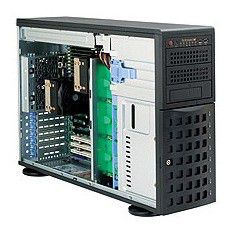 Корпус SuperMicro CSE-745TQ-R1200B Midi-Tower 2x1200W черный