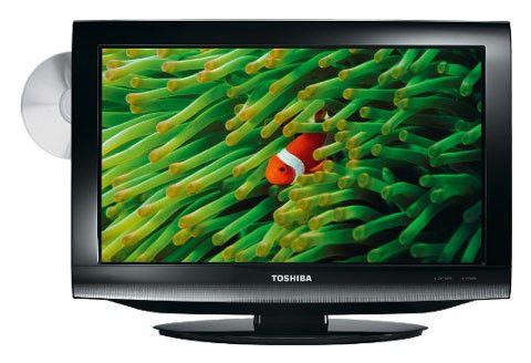 Телевизор ЖК TOSHIBA REGZA 26DV733R  26
