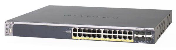 Коммутатор Netgear GSM7228PS-100EUS