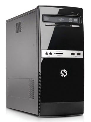 HP 500B,  Intel  Core2 Duo  E7500,  DDR3 2Гб, 500Гб,  Intel GMA 4500,  DVD-RW,  Free DOS,  черный