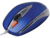 Мышь A4 X5-3D оптическая проводная USB, синий [x5-3d-2 usb (blue)]