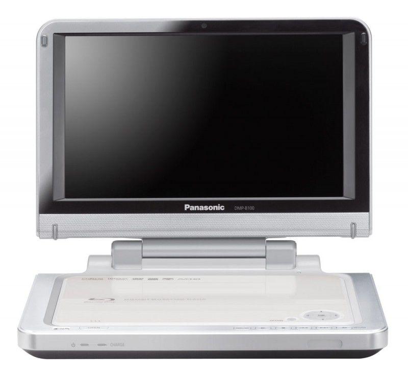 Портативный плеер PANASONIC DMP-B100, 8.9