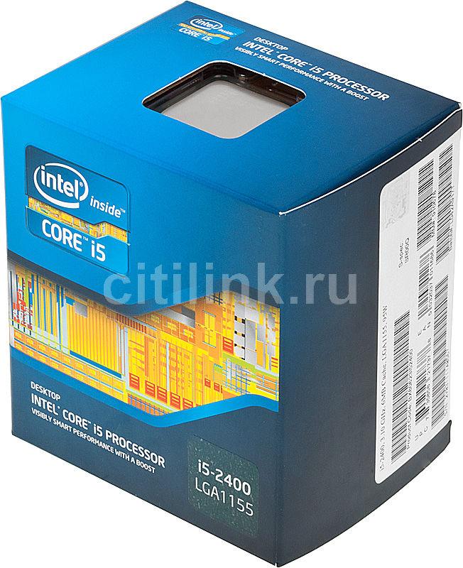Процессор INTEL Core i5 2400, LGA 1155 BOX [bx80623i52400 s r00q]